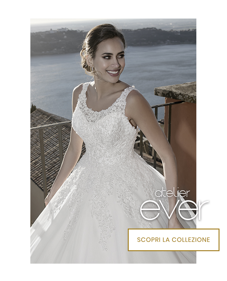 hot sale online 4c70b cea71 GielleFashion – Abiti da Sposa 2020 Ever Sposa, Atelier Ever ...